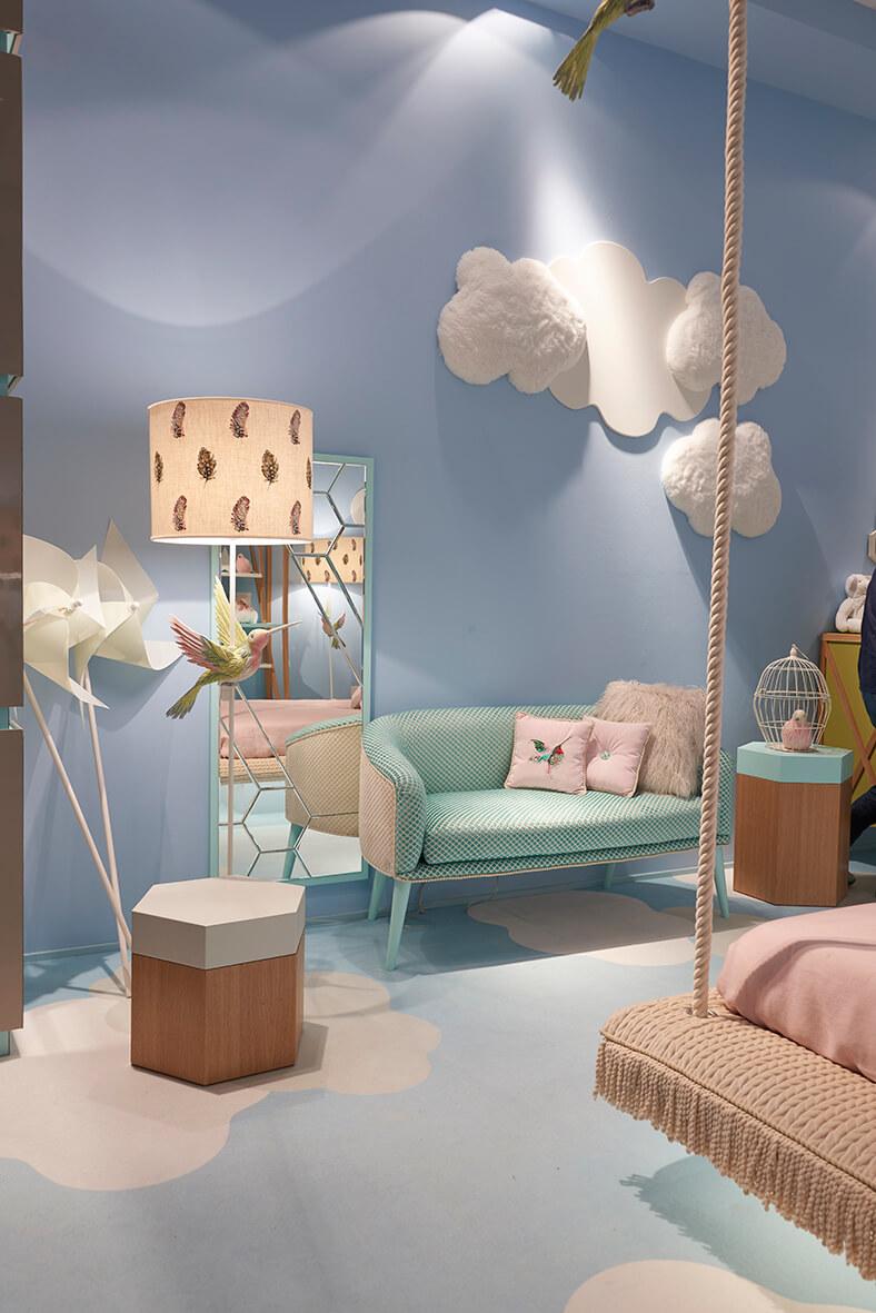 Nicola Bacci - Tiramisú - Nuova collezione Camerette, Arredamento bambini - Salone del Mobile Milano - immagine 3