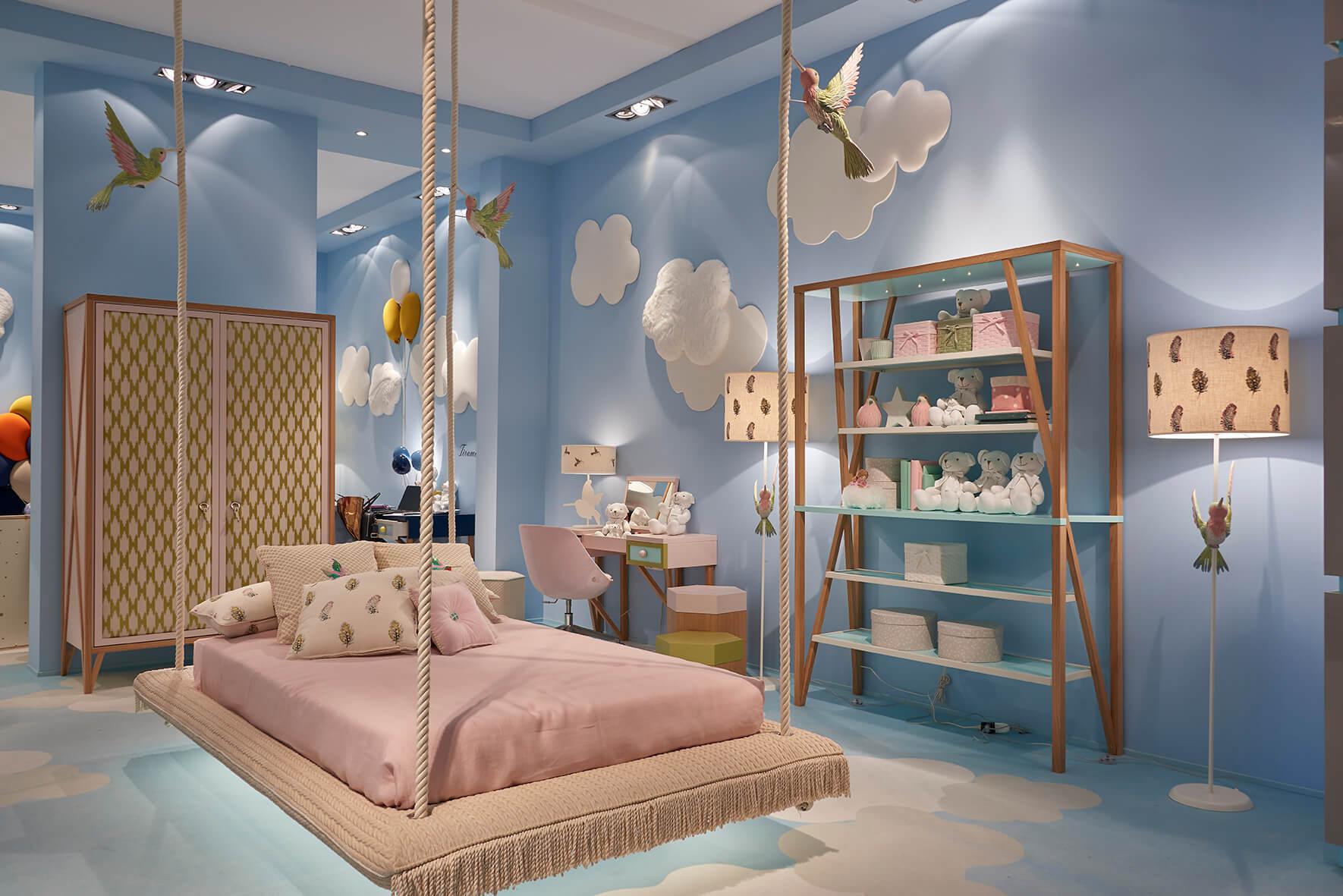 Nicola Bacci - Tiramisú - Nuova collezione Camerette, Arredamento bambini - Salone del Mobile Milano - immagine 5