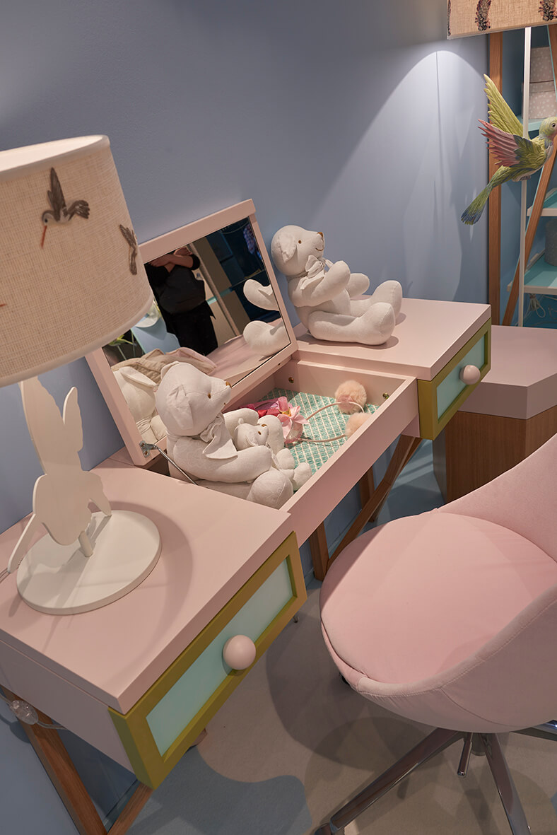 Nicola Bacci - Tiramisú - Nuova collezione Camerette, Arredamento bambini - Salone del Mobile Milano - immagine 14