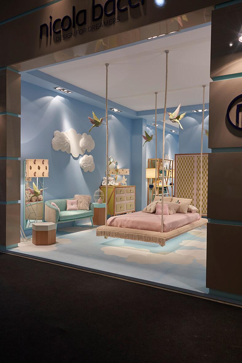 Nicola Bacci - Tiramisú - Nuova collezione Camerette, Arredamento bambini - Salone del Mobile Milano - immagine 16